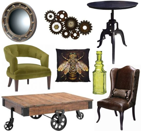 25 Best Ideas About Steampunk Home Decor On Pinterest Steampunk