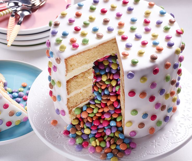 SurpriseInsideCake  Recipe  Cakes Change 3 and Gender reveal cakes