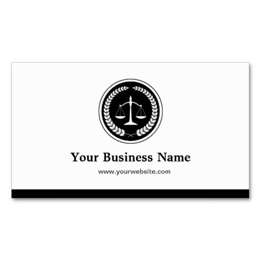271 best images about Lawyer Business Cards on Pinterest