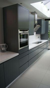 25+ Best Ideas about Modern Grey Kitchen on Pinterest ...
