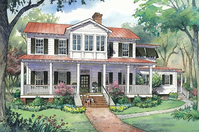 New Vintage Lowcountry SL1831 Image Southern Living