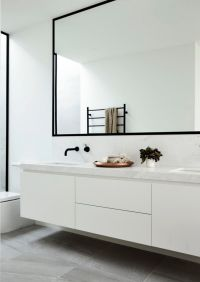 25+ best ideas about White Vanity Bathroom on Pinterest ...