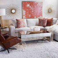 Introducing our NEW Del Mar Sectional: deep cushions and