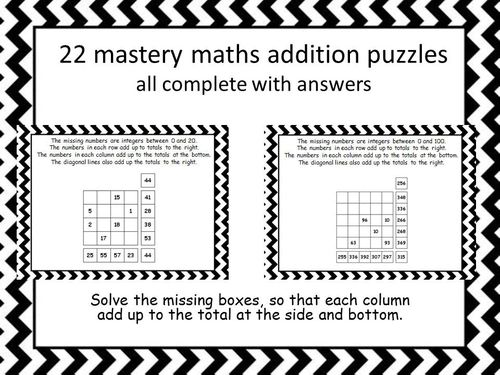 17 Best images about Primary: Maths Mastery on Pinterest