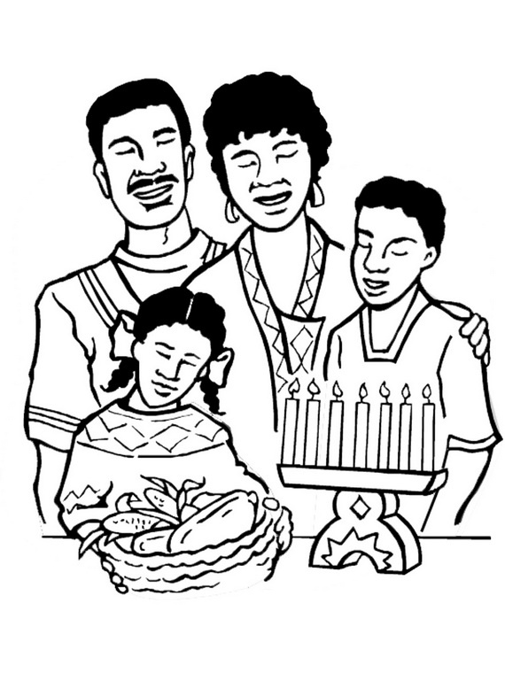 Kwanzaa is an African-American and Pan-African cultural