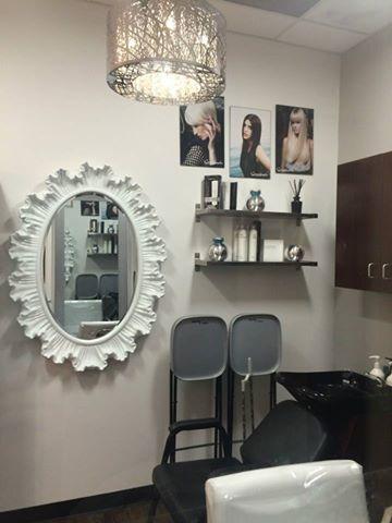Unique Small Hair Salon Design Pictures | Best Glaze Implants Yummy ...