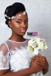 natural hair brides ideas