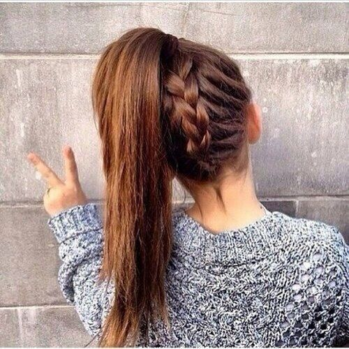 25 Best Ideas About Easy Casual Hairstyles On Pinterest Easy