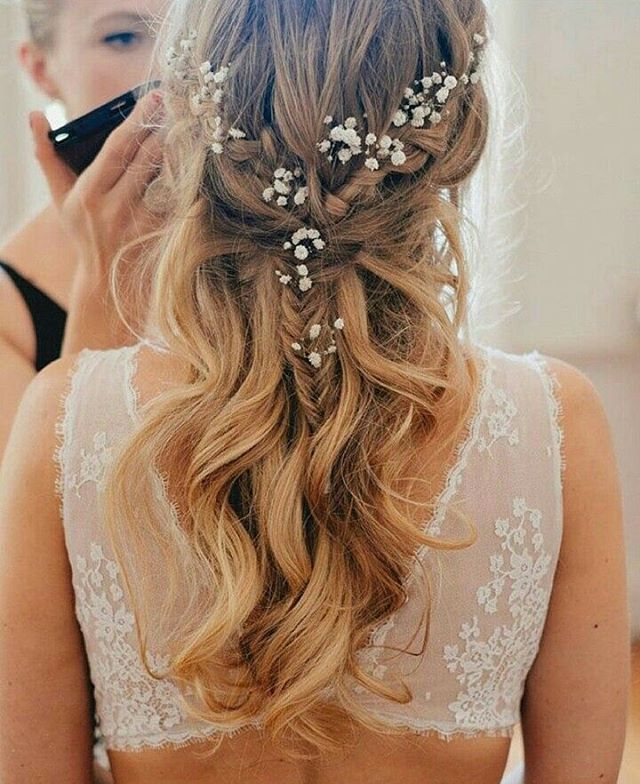 The 25 Best Casual Wedding Hair Ideas On Pinterest Formal