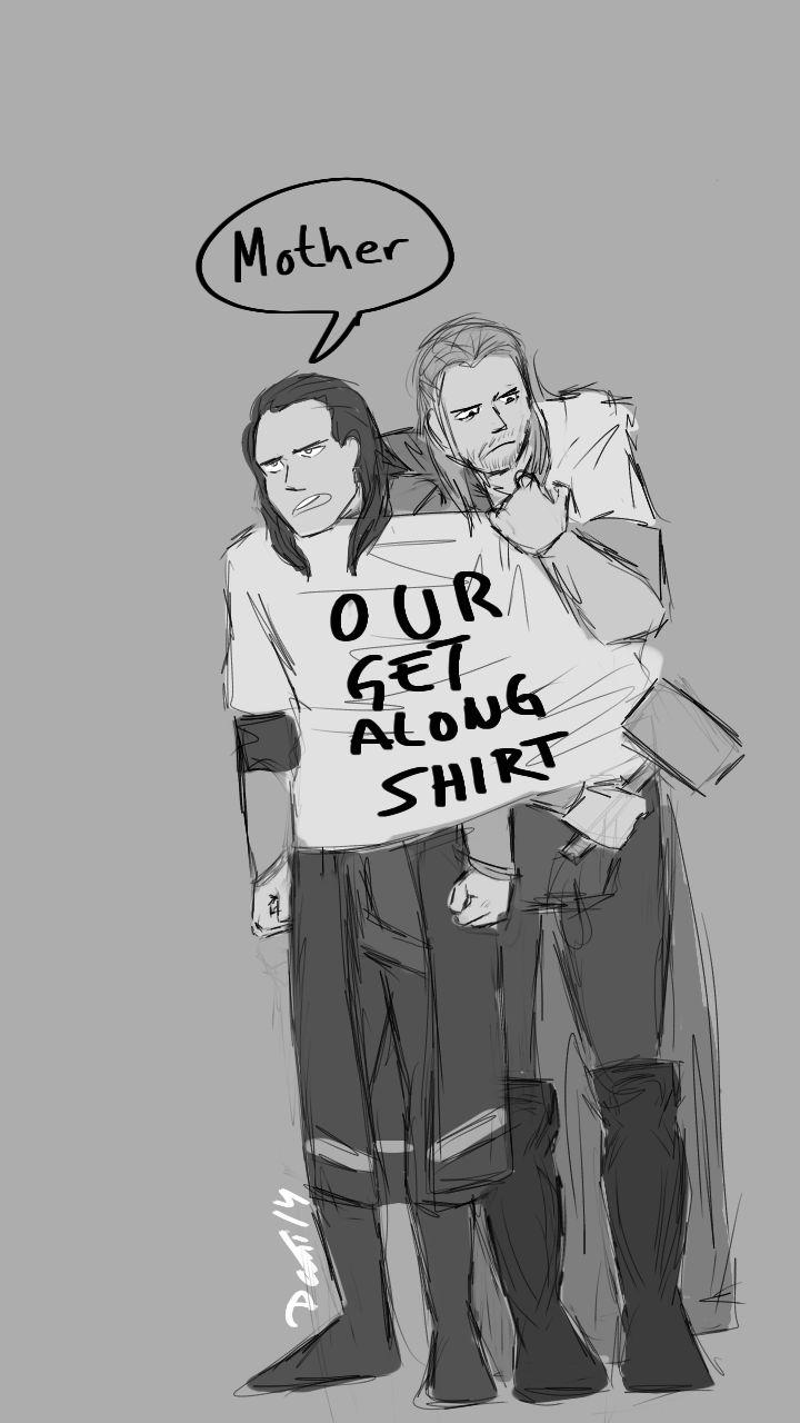 The worst memories of Loki and Thor's childhoods were Frigga's creative punishme