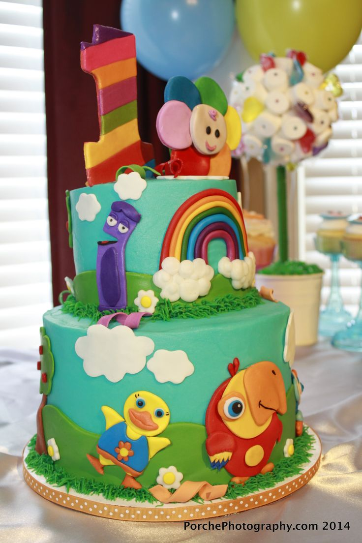 Love this one  so colorful  bright Thanks for watching BabyFirst  1st Birthday  Pinterest