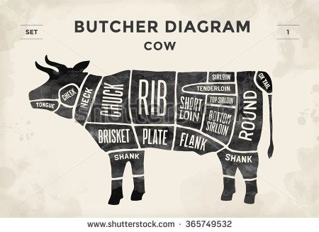 vintage lamb butcher diagram headlight wiring 25+ best ideas about cow illustration on pinterest   cartoon cow, painting and face paints