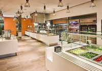 Custom Made Corporate Cafeteria   Modern dining design ...