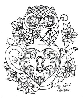 227 best images about Coloring Pages on Pinterest