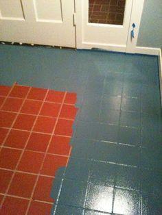 Best 25 Paint Tiles Ideas On Pinterest Paint Bathroom