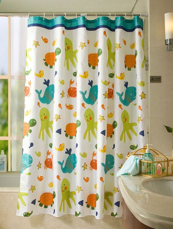 17 Best Images About Kids Shower Curtains On Pinterest Kids Boys