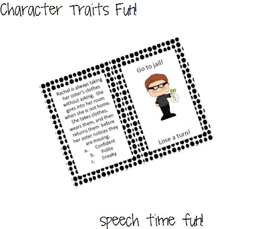 17 Best ideas about Teaching Character Traits on Pinterest