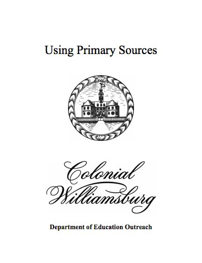 Here's a large packet of resources from the folks at