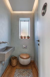17 Best ideas about Small Toilet Room on Pinterest | Small ...