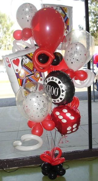 1000+ Ideas About Casino Theme Parties On Pinterest