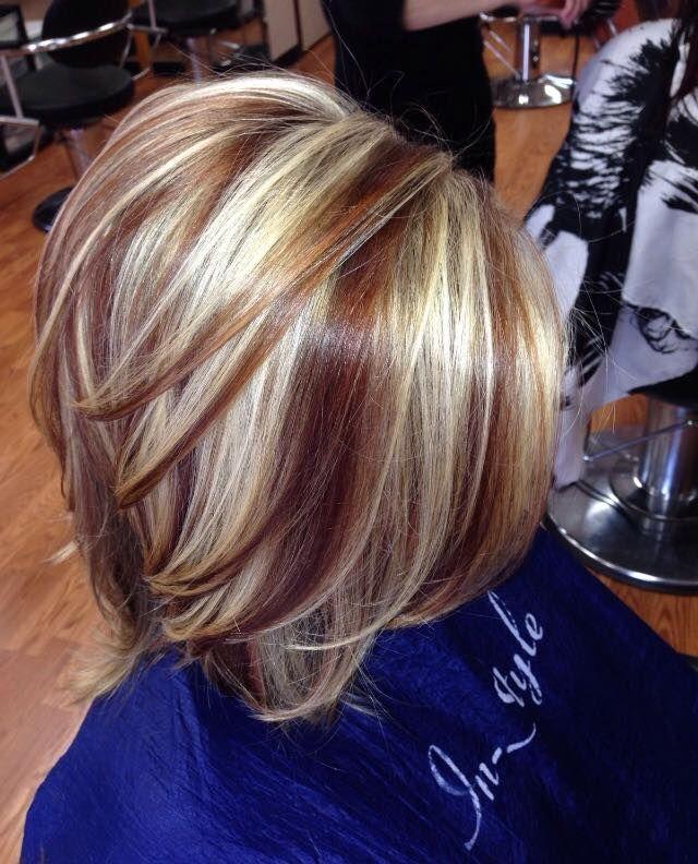 133 Besten Bildern Zu Haarfarben Strähnen Auf Pinterest
