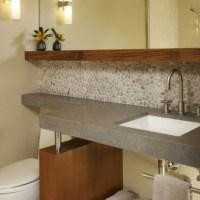 River Rock Tile Backsplash | Kitchen Backsplash ...