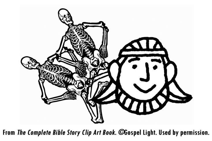 1000+ images about EZEKIEL & THOSE DRY BONES !!! on