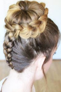 21 Cute Double Dutch Braids Ideas | Updo, Cute updo and ...