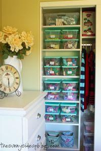 1000+ images about Closet Organization Ideas on Pinterest ...