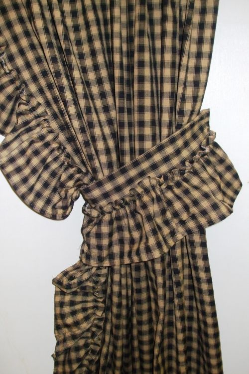 Country Ruffled Curtains  Curtain  Pinterest  Curtain sale Cheap curtains and Country curtains