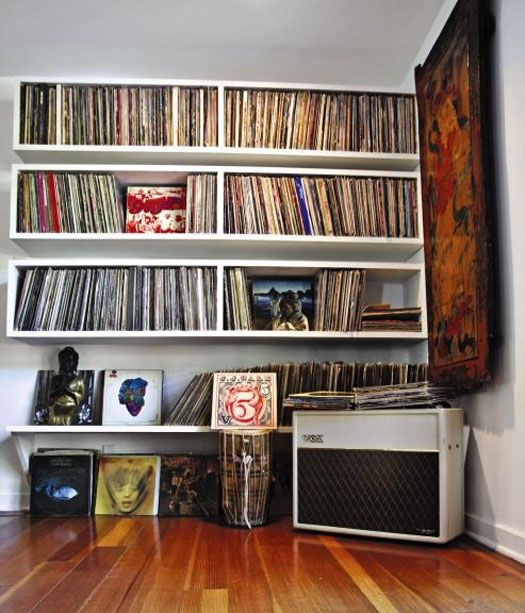 Chris Robinsons Record Collection From Sound Vision