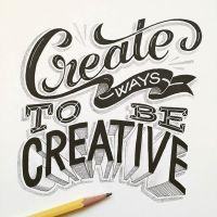 983 best Graphic Design | Hand-Lettering images on Pinterest
