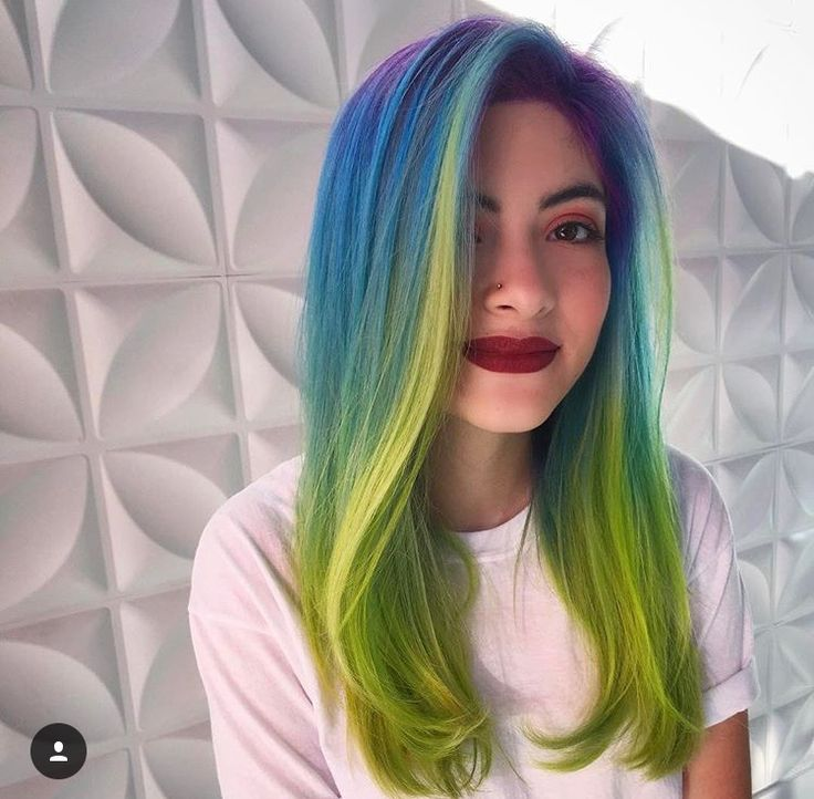 25+ best ideas about Alternative hair on Pinterest