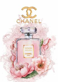 The 25+ best ideas about Chanel Wall Art on Pinterest ...