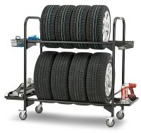 Best 25+ Tire rack ideas on Pinterest