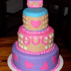 Doc Mcstuffin Chair Fishing Wowhead Mcstuffins Cake | Party Pinterest And Cakes