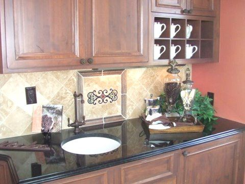 diy kitchen counters corner booth seating staging | a counter adds ...