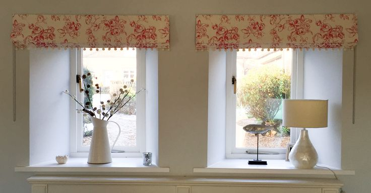 elegant kitchen curtains valances cabinet with wheels interlined roman blinds in delphine linen by clarke ...