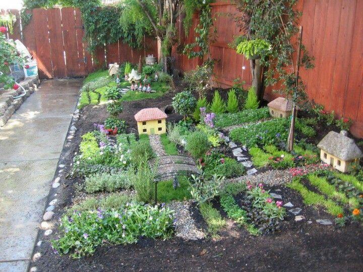 358 Best Images About Garden Ideas For Kids On Pinterest Gardens