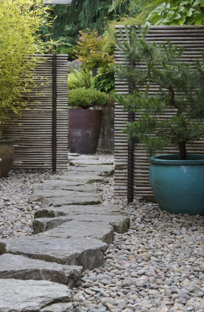 17 Best Images About Garden Paths & Pebbles On Pinterest Gardens