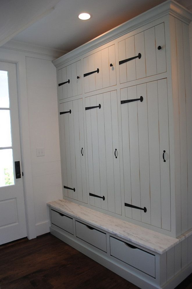 25 best ideas about Mudroom cabinets on Pinterest