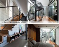 1000+ Handrail Ideas on Pinterest | Railings, Stair ...