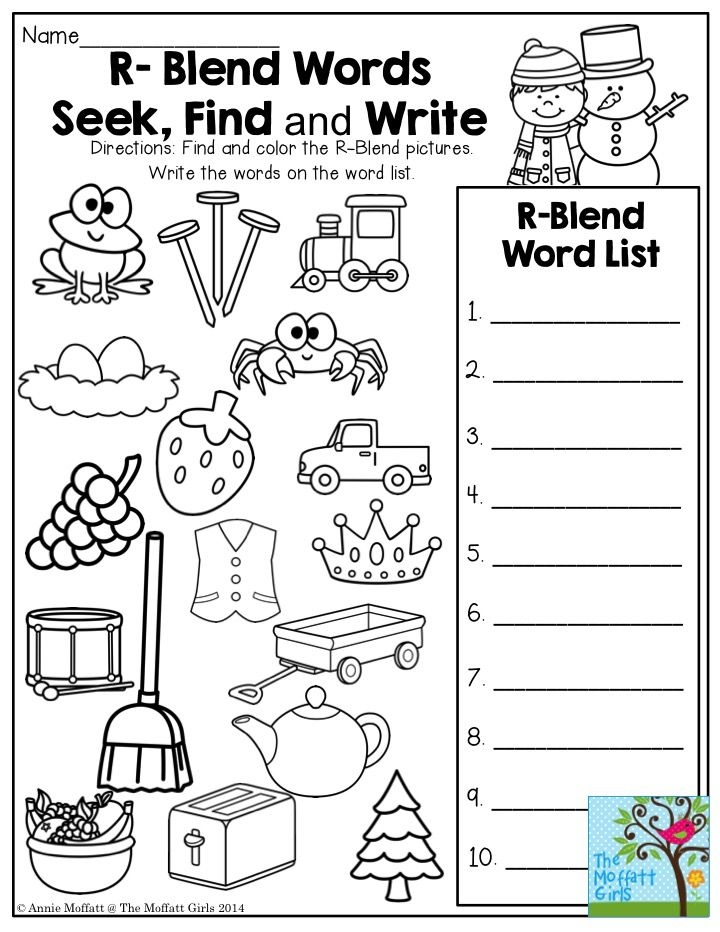 92 best images about Digraphs and Blends on Pinterest