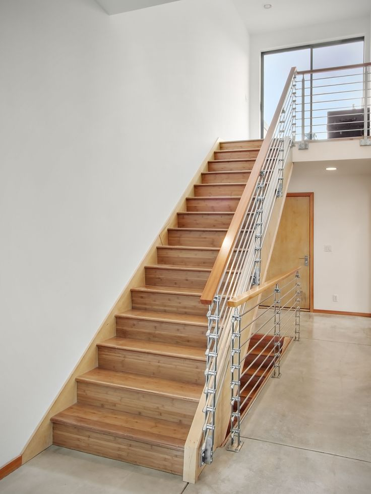 1000 Images About Stairs In Residential Homes On Pinterest Wood Stair Railings Image Search