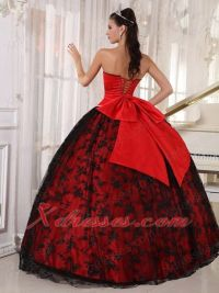 17 Best ideas about Red Ball Gowns on Pinterest | Princess ...