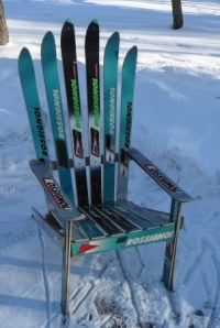 1000+ images about Ski Chair on Pinterest | Recycling ...