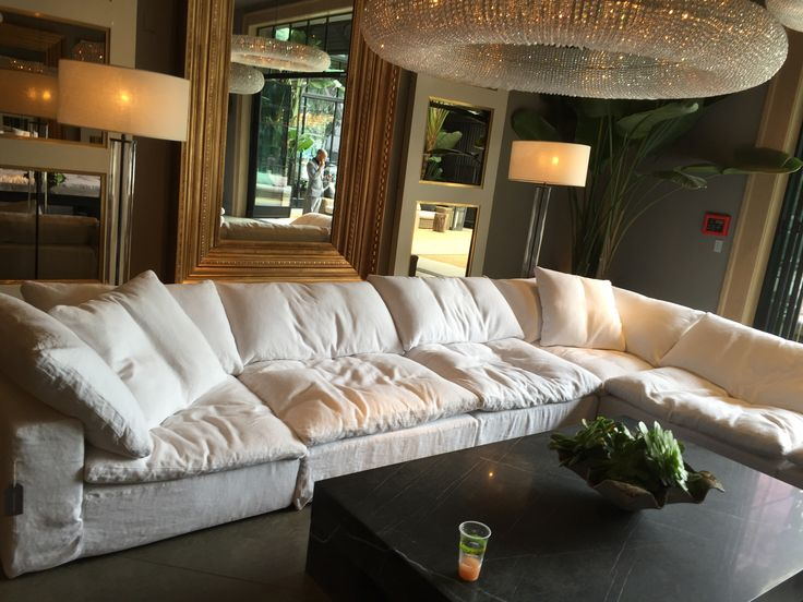 big sofas in small rooms rugs to go with brown leather sofa 25+ best ideas about sectional on pinterest | couch ...