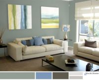 Light Sage Living Room | Wall Colour / Paint | Pinterest ...