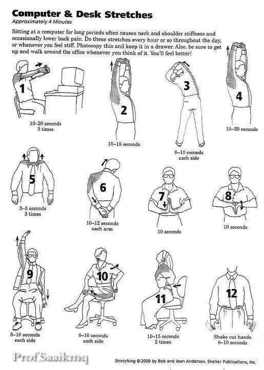 9 best senior exercise printable images on Pinterest