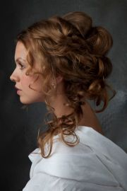 ideas victorian hairstyles